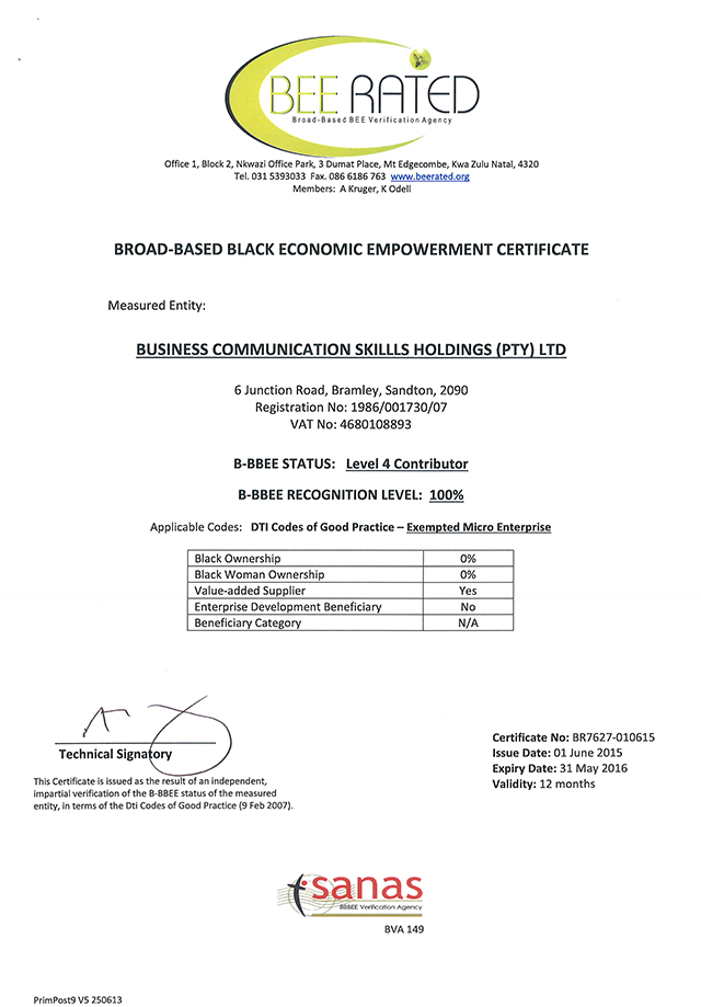 BEE-CERTIFICATE-2015---Business-Communication-Skills-Holdings-Pty-Ltd